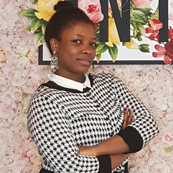 Prudence Mekongue headshot